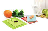 antibacterial plastic pe cutting board/chopping board