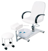 2015 Portable Beauty Salon Manicure Pedicure Equipment/Modern Nail Salon Equipment with basin and stool