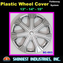 Top Best Selling Car accessories for Car Wheels SC-003 15 inch Wheel covers for universal auto wheels