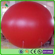 Red balloon helium/ giant helium balloon/ commercial helium balloon
