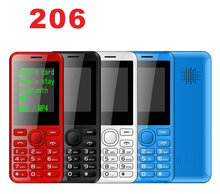 cheap dual sim dual standby 206 gift mobile phones Support nokia charging interface