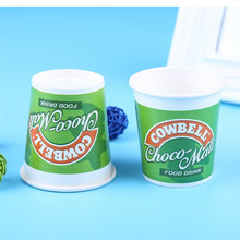 Factory Price Foldable Hot Selling Paper Cup Yogurt