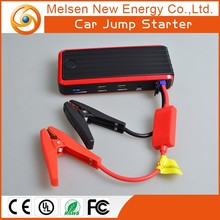emergency car charger 12000mah battery power bank jump starter for vehicle car