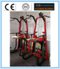 High quality assist chin dip machine / exercise machines / sports equipment names for sale