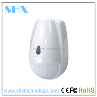 2015 New Product Wireless PIR motion sensor for gsm/pstn alarm system