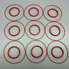 High Quality Silicone rubber o-ring