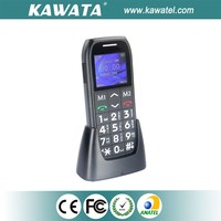 low price old man gsm mobile phone