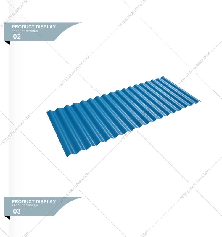 drain de toit pvc transparent ondul feuille de toiture en. Black Bedroom Furniture Sets. Home Design Ideas