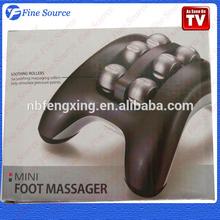 Alivio inmediato para los pies cansados mini masajeador de pies