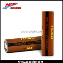 New star!!! Aosibo 30amp max pulse, 3000mah 18650 power bank, imr18650 3000mah aosibo top sellings