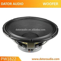 """extrem power 18"""" Extreme High Power Woofer china manufacturer"""