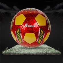 brand competitive cheap soccer ball,size5# pu leather football