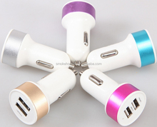 Newest And Newest Design USB Car Charger, Double Speed Fast Charge, Charger For OEM Factory Price