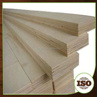China Factory Poplar Lvl Wood For Door