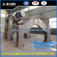 concrete pipe spigot socket joint making machine