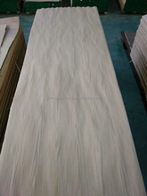 New Item cheap white oak laminated wood timber veneer sheets for flooring of shengpai china