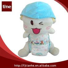 USA Fluff Pulp & Japanese SAP Disposable Sleepy Baby Diapers Manufacturer in China