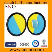 Hot sale promotion cheap beach velcro catch ball