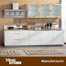New model arcylic door kitchen cabinet simple designs