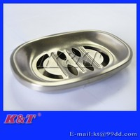 high quality simple special stainless steel soap case