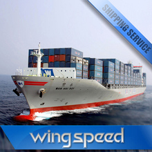 Top logistics service for international air transportation/sea shipping from China to SOUTH BAND-