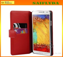 high quality wallet case for samsung galaxy note 3