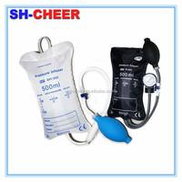 High quality PVC medical pressure infusion bag