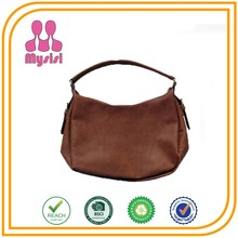 China Manufacturer Guangzhou Cheap Price Women Leather Shoulder Bag