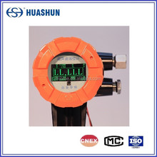 Explosion-proof non-contact liquid level meter / gauge applicable to toluene tank