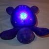 Children turtle shape star projector night light