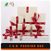 handmade design customized cardboard food packaging boxes