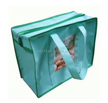 cheap fashion 2012 cartoon pp laminated bag/ eco recycled laminated non woven bag/ cosmetic gift packaging
