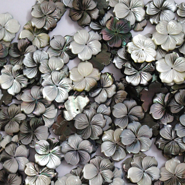 Завод оптовая продажа DIY 5 - 50 мм оболочки резьба цветок