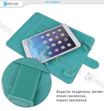 New design leather universal case for ipad tablet