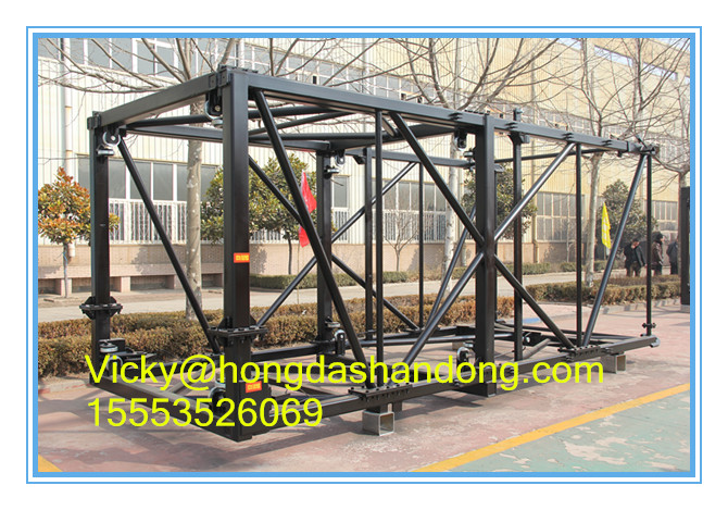 QTZ160 6516 Tower Crane 10t With Good Quality For Sale