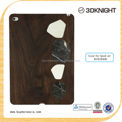 wholesale alibaba Custom logo bamboo wood case for ipad air with best price