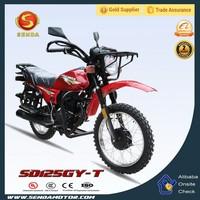 Top selling Mirror Lens Eyewear 125CC Dirt Bike Hyperbiz SD125GY-T