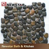 best price natural pebble stone paver