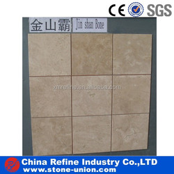 Jinshan Bone yellow gold travertine pavers & tile