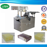 Cheap plastic wrapping machine