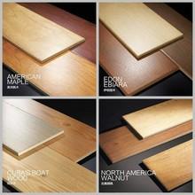 Hot Sale !Zibo Wood tile ceramic cheap tile,ceramic floor cheap tile,rustic cheap wood tile from China