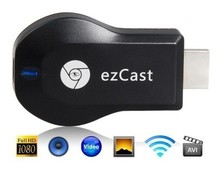 Newest Google Chromecast Hdmi Streaming Media Player / Wifi Ipush Dongle / Dlna Hdmi Dongle Support Airplay