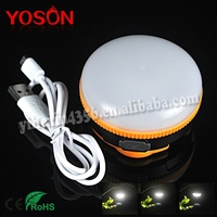 USB Rechargeable Multifunctional LED Camping Lantern