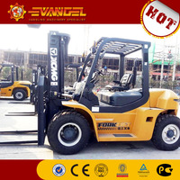 Chinese engine forklift 3ton/Four Wheels Drive Diesel Forklift