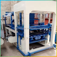 High Quality New Model And Big Capacity Paver Block Machine