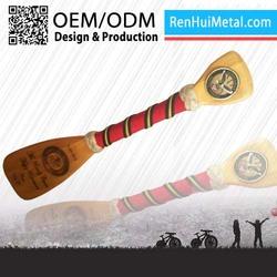 China supplier Souvenir wholesale wooden oars
