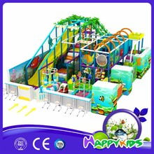 2015 Ocean theme kids indoor swing set playground, children indoor play equipment