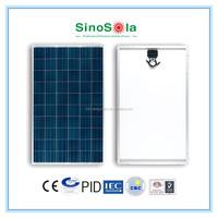 solar module 250w 24v with TUV/IEC61215/IEC61730/CEC/CE/PID