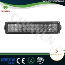120W high quality straight led light bar for off road