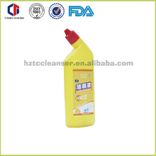 Powerful liquid toilet cleaner lavatory cleaner, toilet bowl cleaner